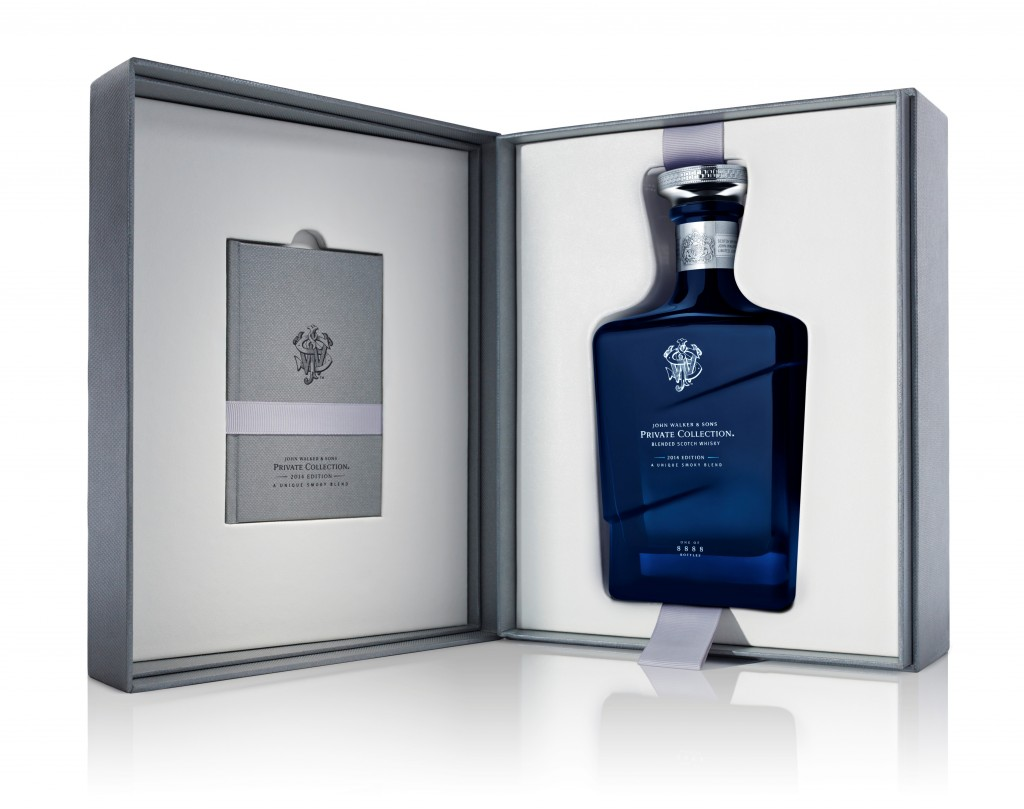 JOHN WALKER & SONS PRIVATE COLLECTION - Packaged