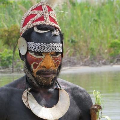 An aboriginal
