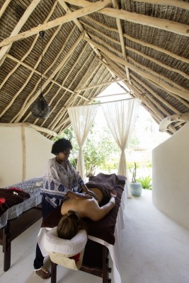 Spa Treatment at Zanzibar White Sand Luxury Villas