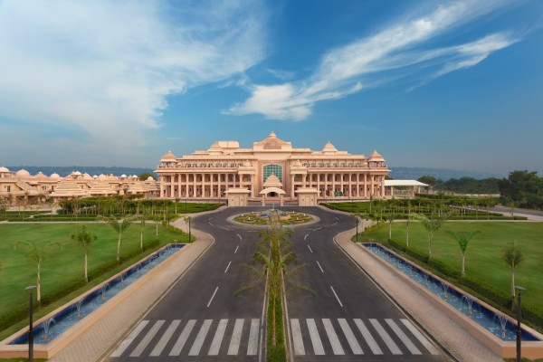 Indian Luxury: ITC Grand Bharat Gurgaon – A Review